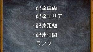 foodpanda配達員(ライダー)の報酬について